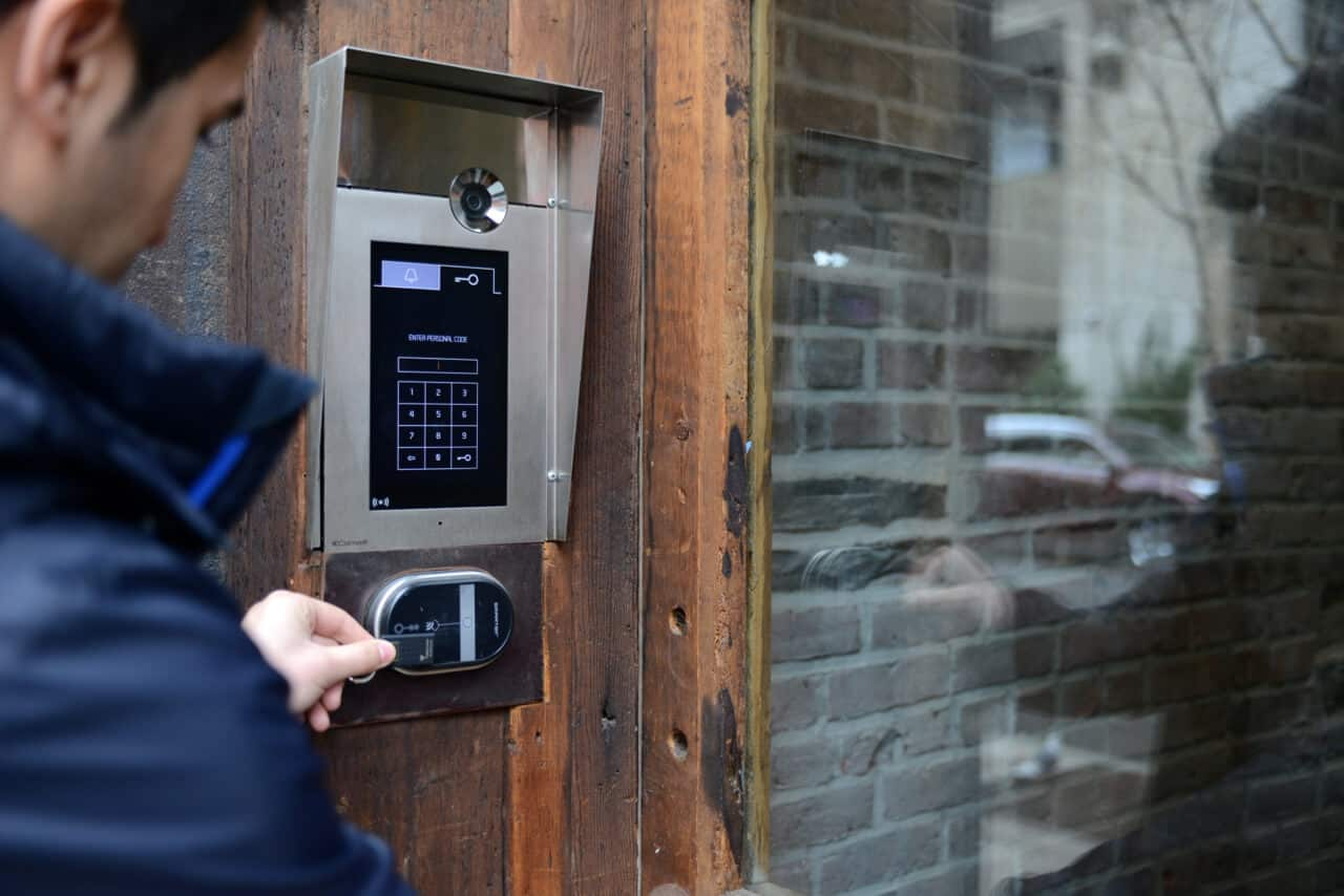 Access Control New York Locksmith Paragon Security Nyc