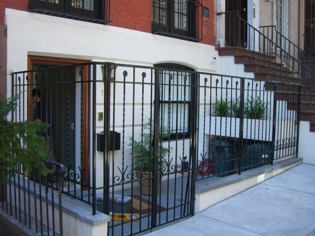 Iron Doors New York Locksmith Paragon Security Nyc