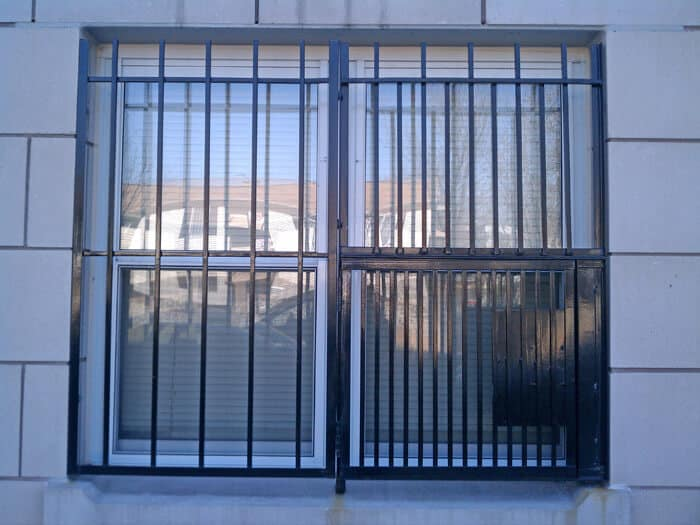 Fire Escape Gate New York Locksmith Paragon Security Nyc