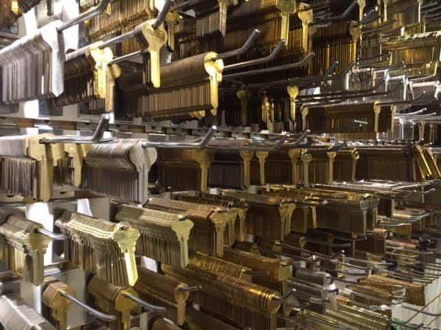 Antique Keys - NYC Locksmith | Paragon Security & Locksmith
