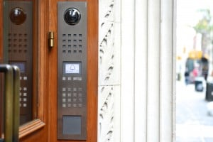 Siedle Intercom with Access Control Installation