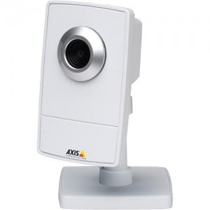 axis wireless camera