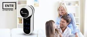 Mul-T-Lock ENTR® SMART LOCK SOLUTION