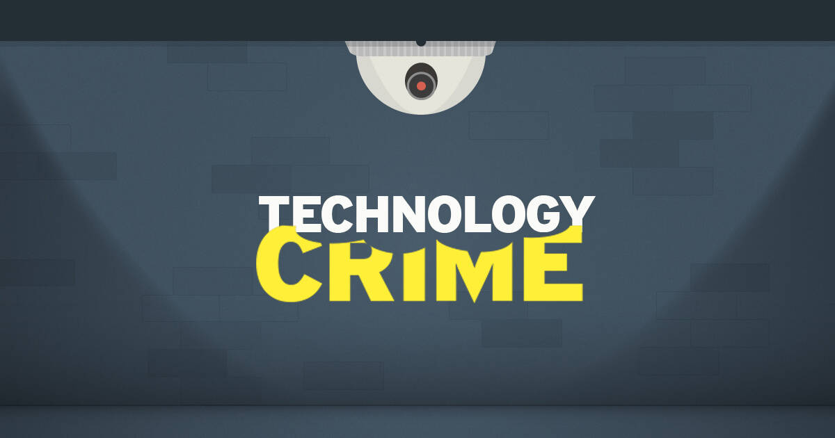 Tech bites crime