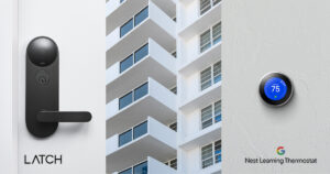 Latch Partners with Google Nest to Bring Thermostats to Multifamily