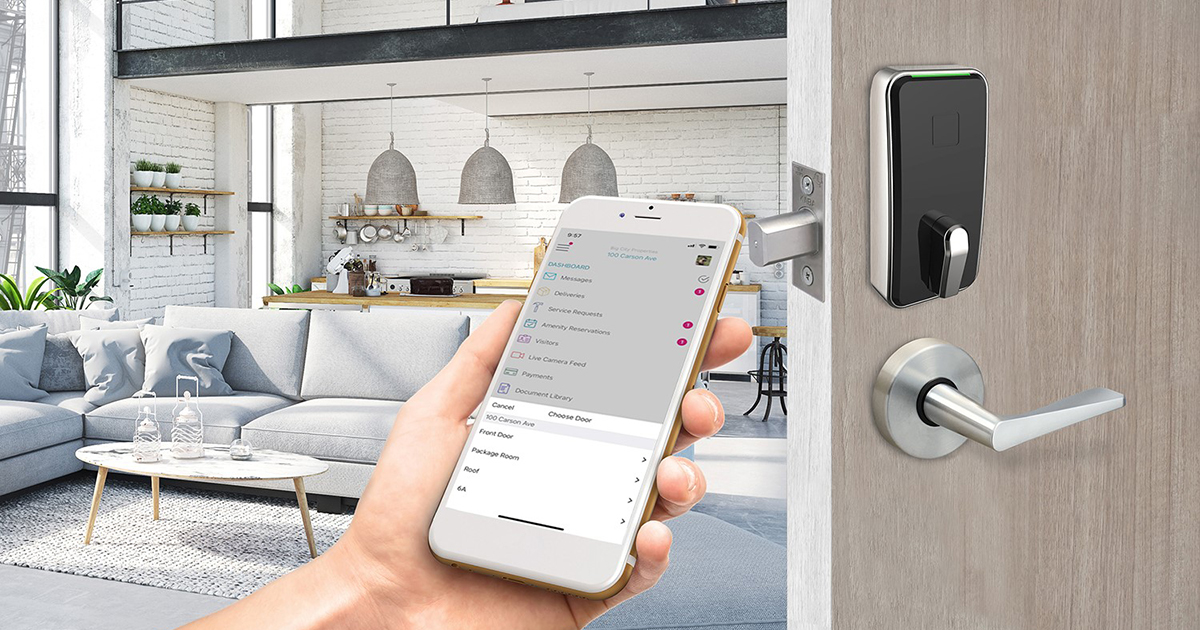 Carson + dormakaba = Perfect Integration to Expand SMART Multifamily Security Solutions