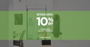 keyless lock special