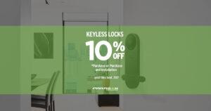 keyless lock spwcial